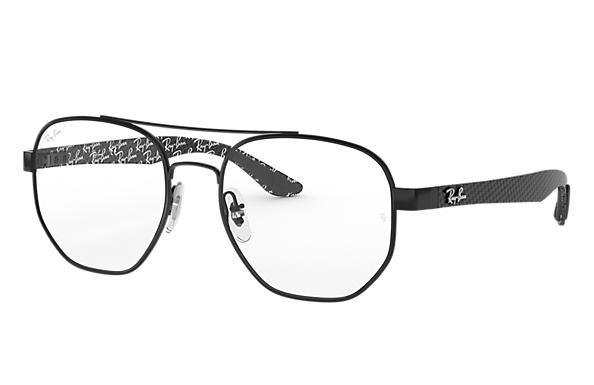 0d0db4df95 Ray-Ban prescription glasses RB8418 Black - Metal - 0RX8418250951 ...