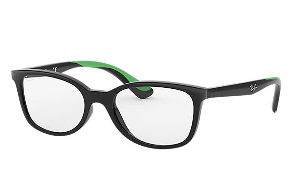 Ray-Ban 0RY1586-RB1586 Black; Schwarz OPTICAL