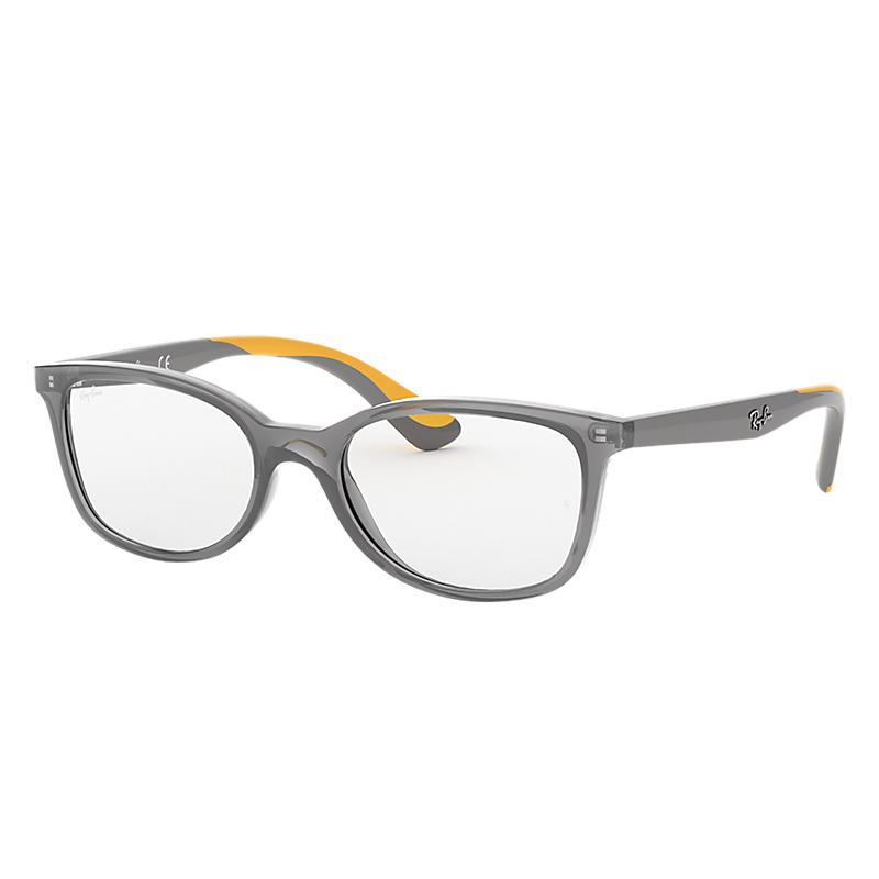 Image of Ray-Ban Junior Grey Eyeglasses - Rb1586