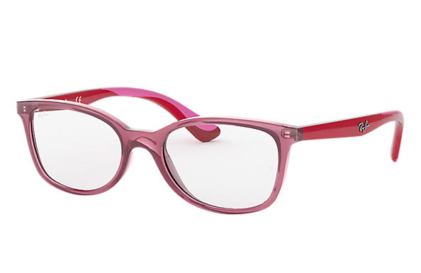 Ray-Ban 0RY1586-RB1586 Red; Purple OPTICAL