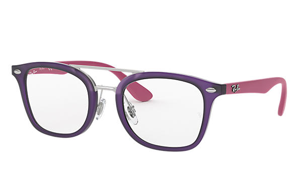 Ray-Ban 0RY1585-RB1585 Violet OPTICAL