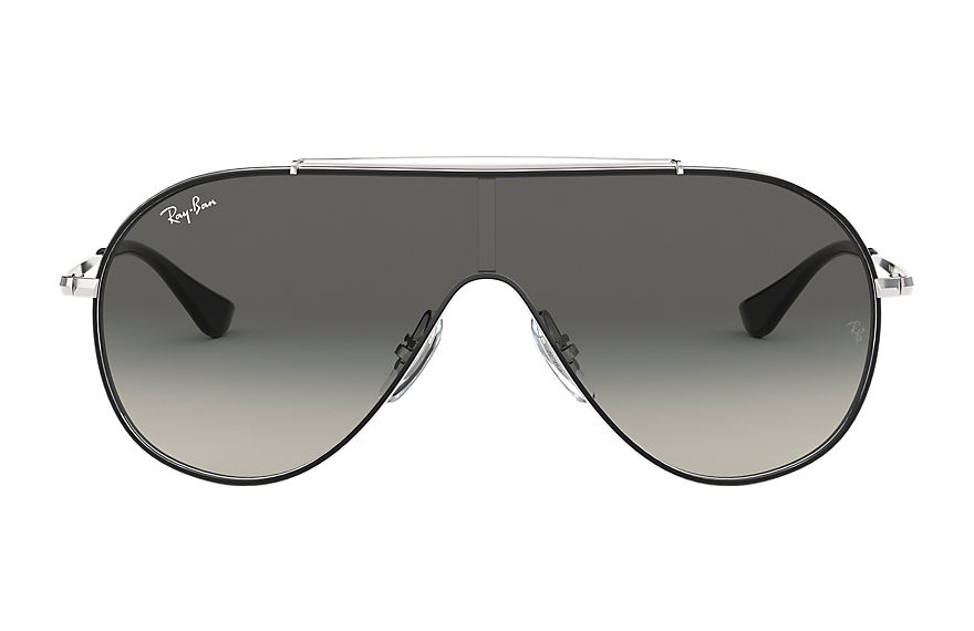 Ray-Ban  sunglasses RJ9546S CHILD 003 wings junior silver 8053672972559