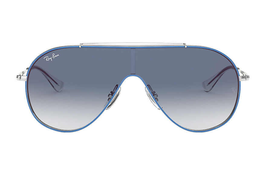 Ray-Ban  sunglasses RJ9546S CHILD 006 wings junior light blue 8053672972566