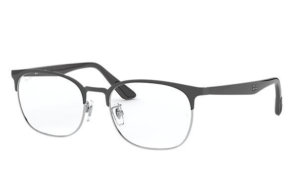 2d9569624ad Ray-Ban eyeglasses RB6431D Grey - Metal - 0RX6431D297654
