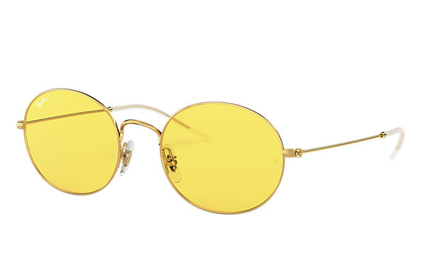 Ray-Ban 0RB3594-RAY-BAN BEAT FESTIVAL EDITION Gold SUN