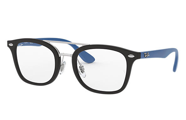 Ray-Ban 0RY1585-RB1585 Noir; Bleu OPTICAL