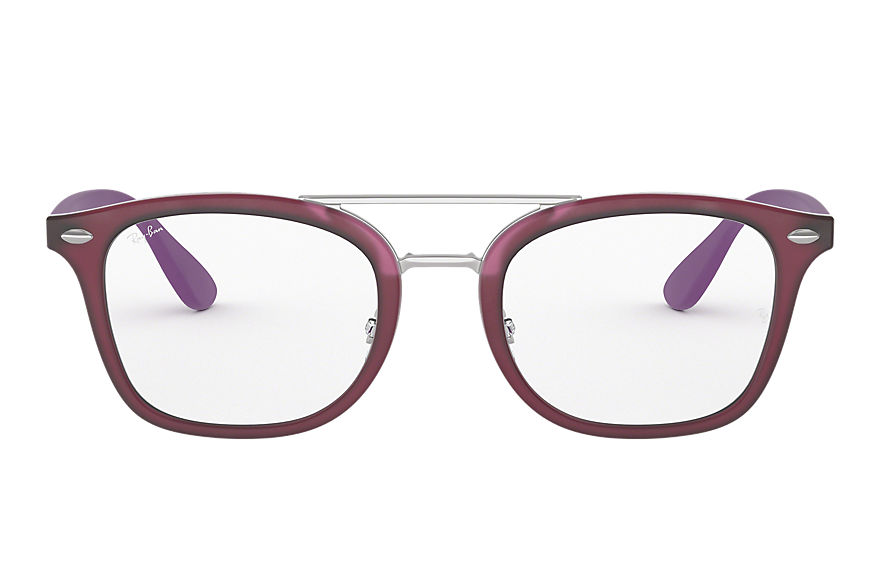 Ray-Ban  occhiali da vista RY1585 CHILD 005 rb1585 viola 8053672973495