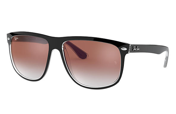 87099f95a68d0 Ray-Ban RB4147 Black - Nylon - Light Grey Lenses - 0RB4147601 3260 ...