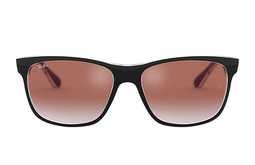 Ray-Ban  sunglasses RB4181 MALE 002 rb4181 black 8053672975093