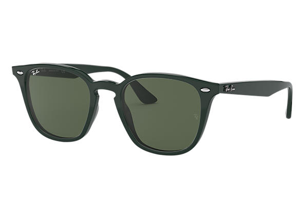 Ray-Ban 0RB4258-RB4258 Green SUN