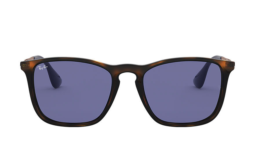 Ray-Ban  gafas de sol RB4187 MALE 009 chris carey 8053672977233