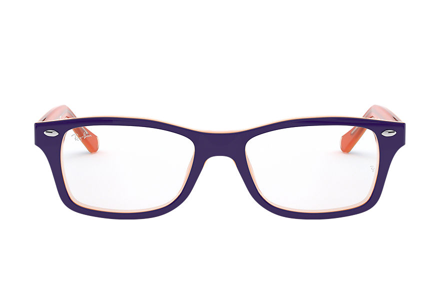 Ray-Ban  eyeglasses RY1531 CHILD 007 rb1531 blue on orange 8053672978186