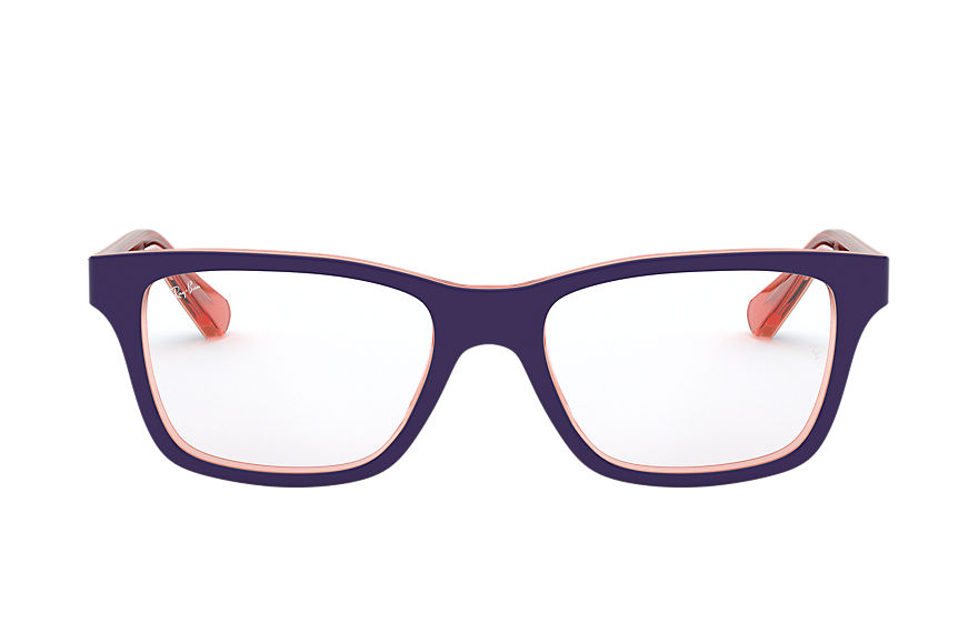 Ray-Ban  eyeglasses RY1536 CHILD 004 rb1536 blue on orange 8053672978278
