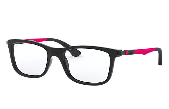 Ray-Ban 0RY1549-RB1549 Noir; Rouge OPTICAL