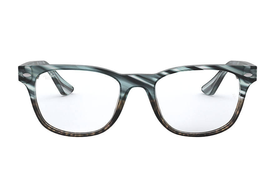 Ray-Ban  lunettes de vue RX5359 MALE 008 rb5359 striped blue gradient grey 8053672979763