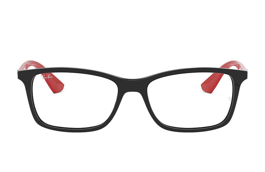 Ray-Ban  eyeglasses RX7047 UNISEX 002 rb7047 black 8053672979787