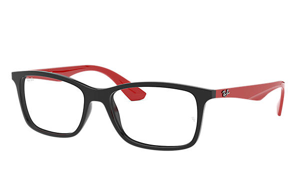 Ray-Ban 0RX7047-RB7047 Black; Red OPTICAL