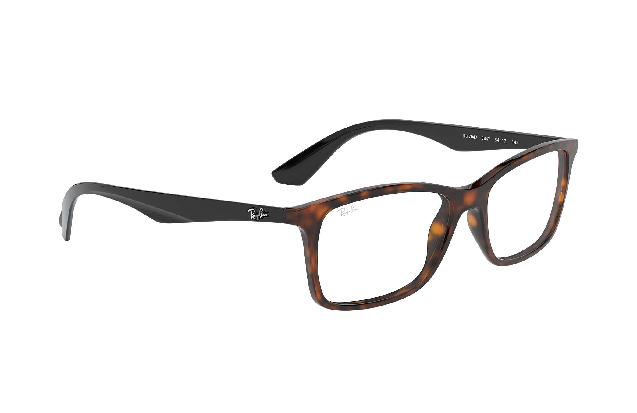 5643ac0fb2 Ray-Ban 0RX7047-RB7047 Red Havana