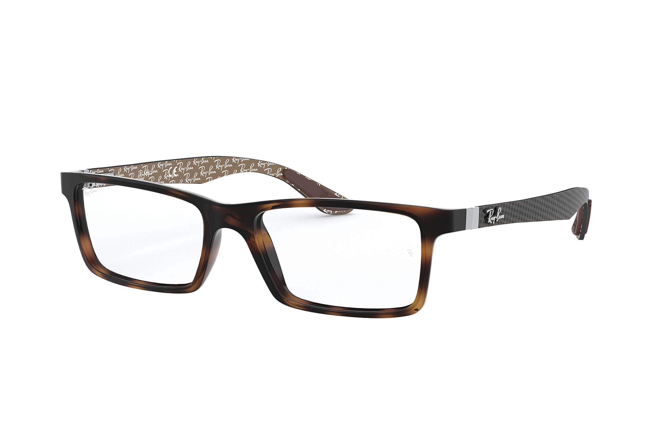 3406cf57f1e5b Ray-Ban prescription glasses RB8901 Tortoise - Injected ...