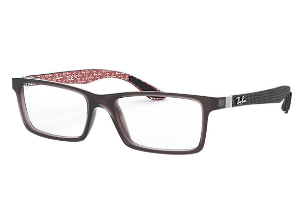 0cb51a05c1a Ray-Ban prescription glasses RB8901 Grey - Injected - 0RX8901584553 ...