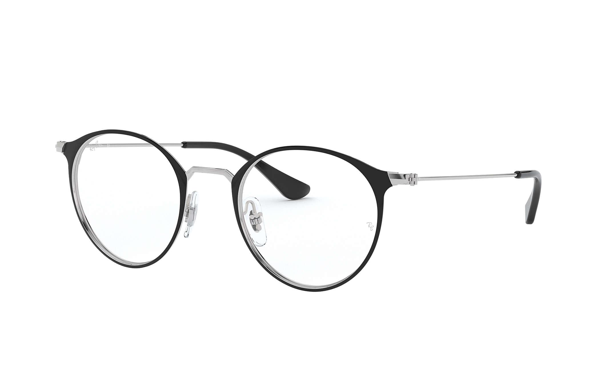 9acf8939e1e Ray-Ban eyeglasses RB6378 Black - Metal - 0RX6378286147