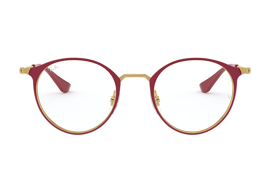 Ray-Ban  eyeglasses RX6378 UNISEX 001 rb6378 bordeaux 8053672980615