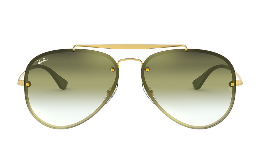 Ray-Ban  sunglasses RB3584N UNISEX 001 blaze aviator gold 8053672980707