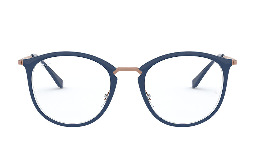 Ray-Ban  eyeglasses RX7140 UNISEX 002 rb7140 blue 8053672980806