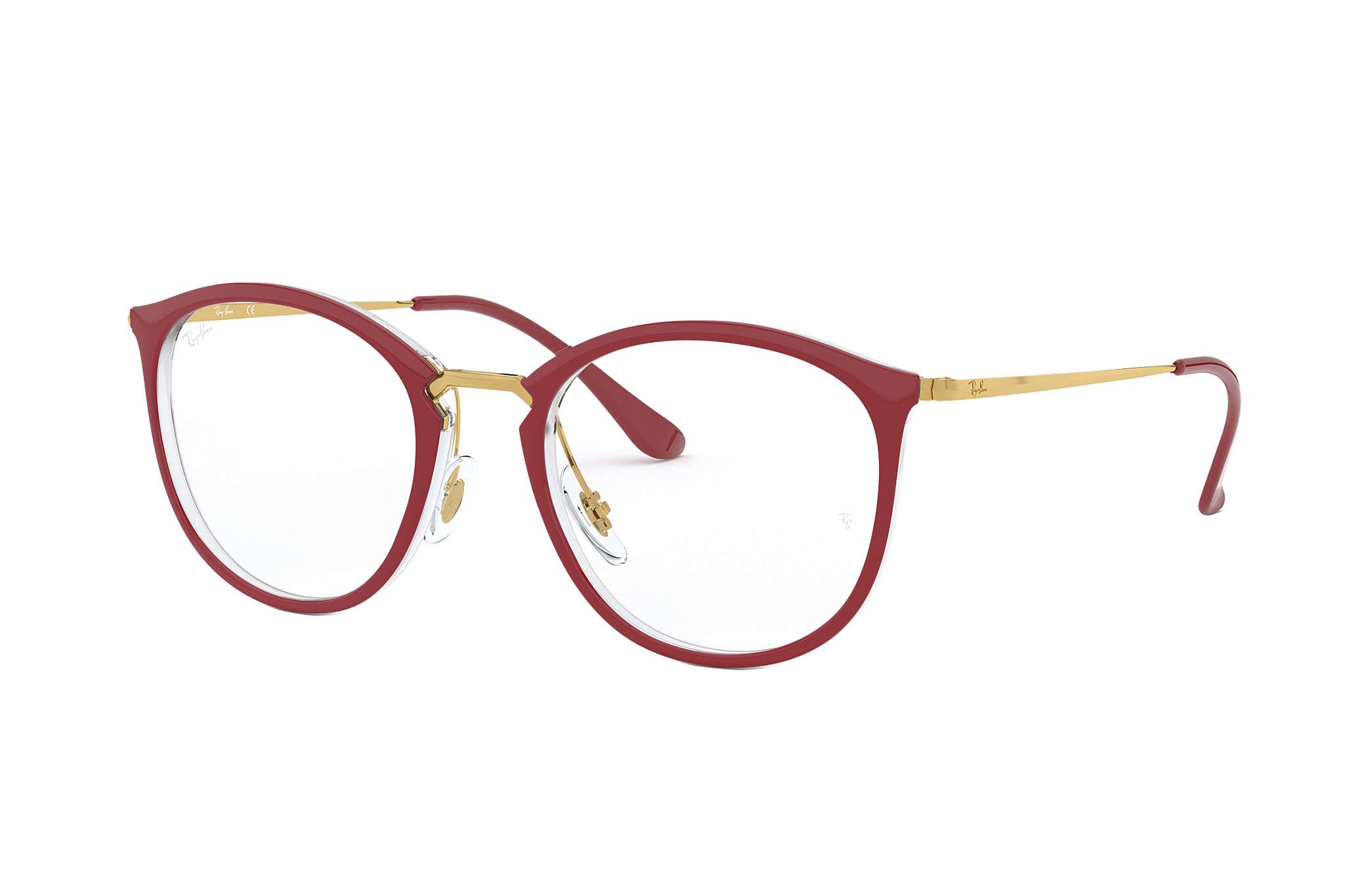 0edec4dfe6 Ray-Ban eyeglasses RB7140 Bordeaux - Injected - 0RX7140585451