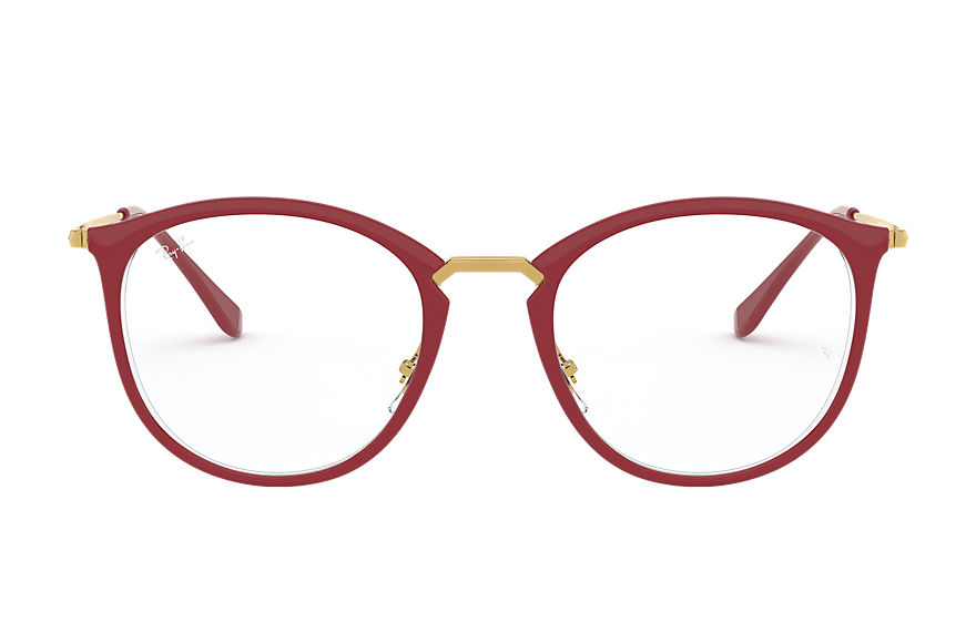 Ray-Ban  eyeglasses RX7140 UNISEX 003 rb7140 bordeaux 8053672980837