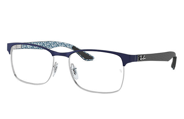 Ray-Ban 0RX8416-RB8416 Blue,Silver; Black,Blue OPTICAL