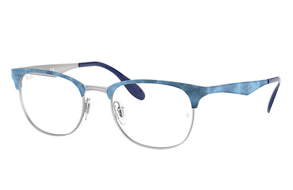 Ray-Ban 0RX6346-RB6346 Blue,Silver OPTICAL