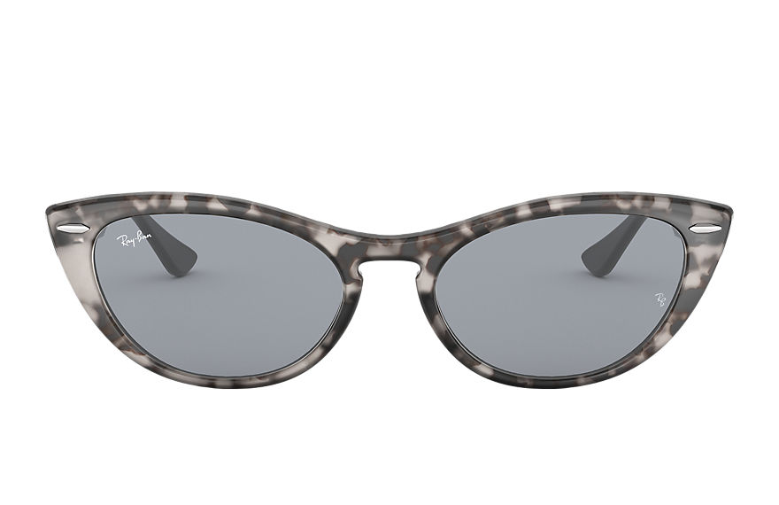 Ray-Ban  sunglasses RB4314N FEMALE 003 nina grey havana 8053672981506