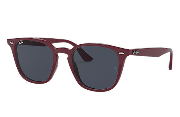 Ray-Ban 0RB4258F-RB4258F 酒紅色 SUN
