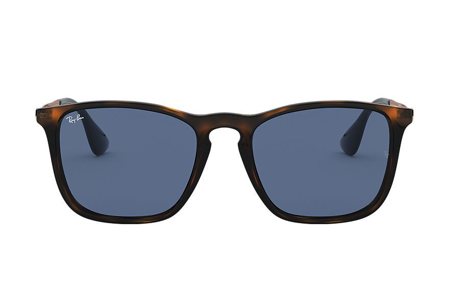 Ray-Ban  sunglasses RB4187F MALE 006 chris 玳瑁啡色 8053672985405