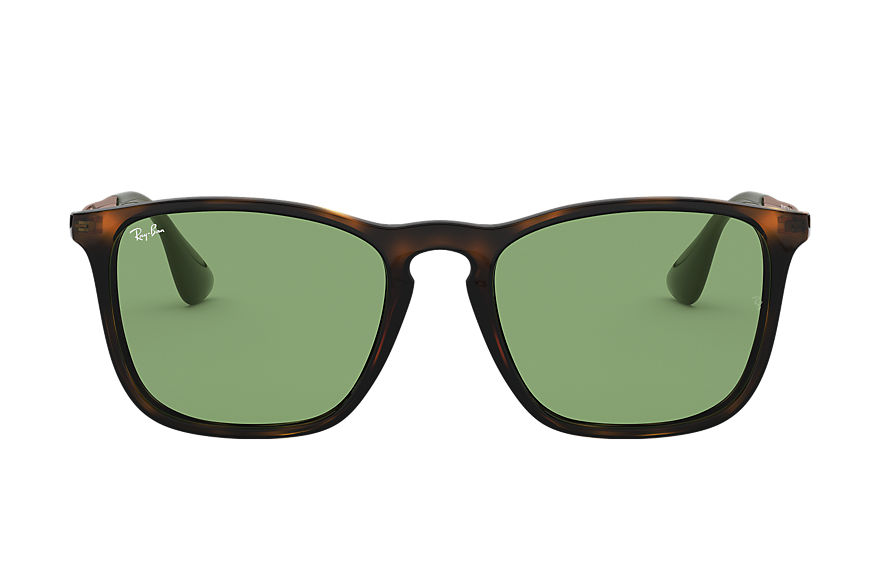 Ray-Ban  sunglasses RB4187F MALE 005 chris 玳瑁啡色 8053672985436