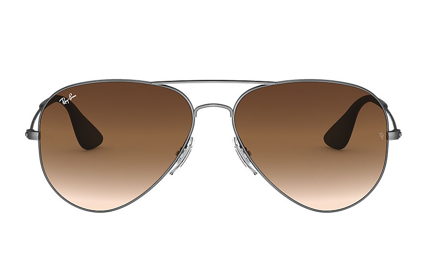 Ray-Ban  gafas de sol RB3558 UNISEX 003 rb3558 antique black 8053672985917