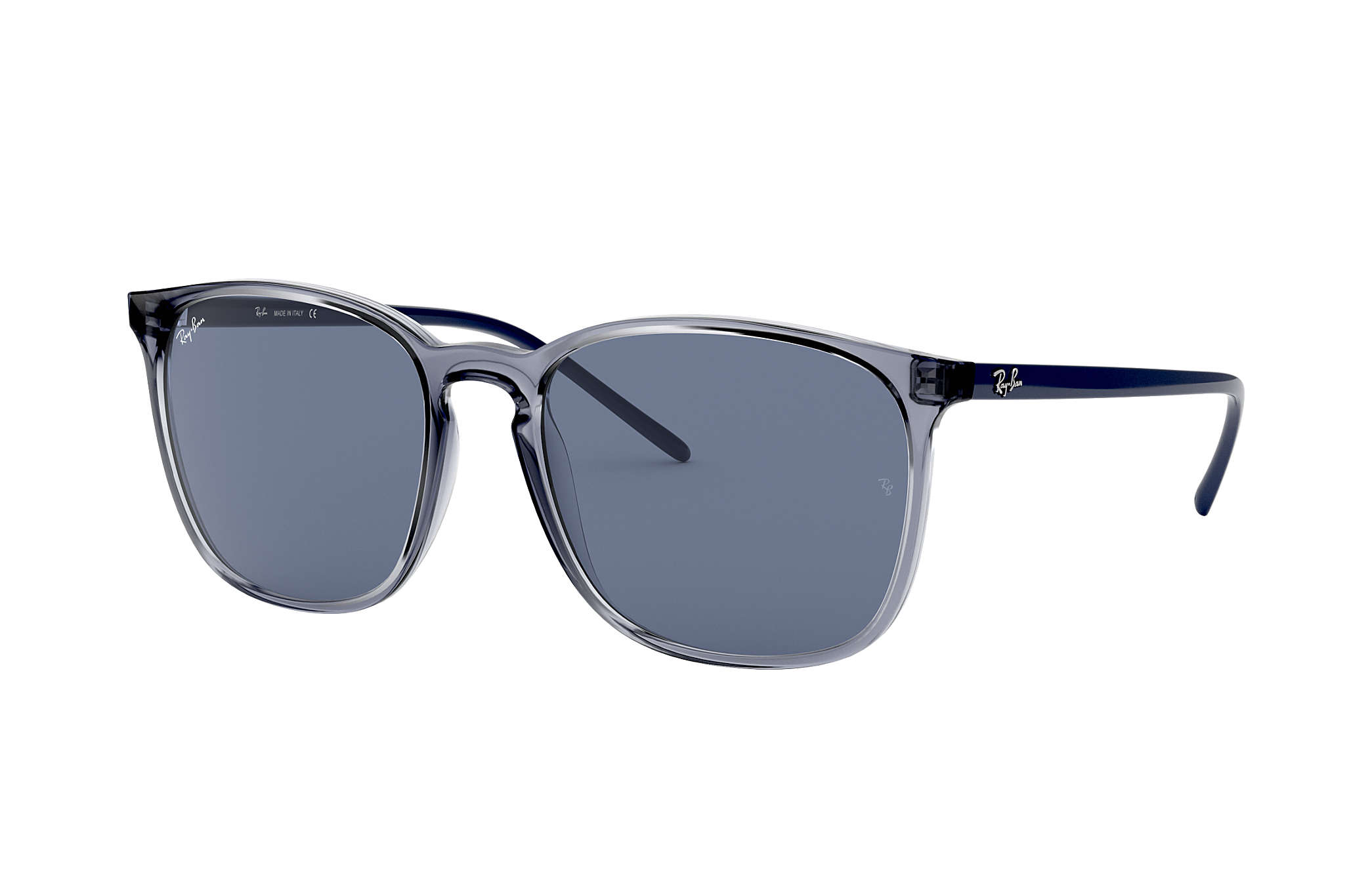 f318fc3d97c Ray-Ban RB4387 Blue - Nylon - Blue Lenses - 0RB438763998056