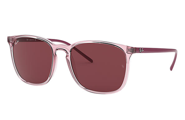 Ray-Ban 0RB4387-RB4387 Rose SUN