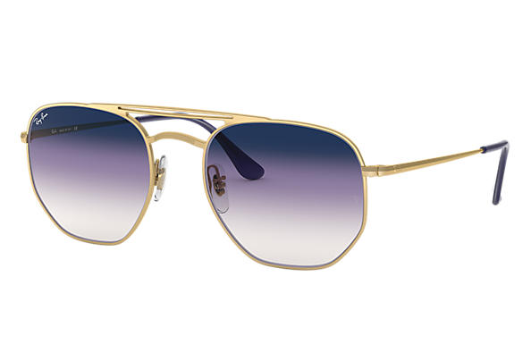 Ray-Ban 0RB3609-RB3609 Gold SUN