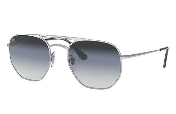 Ray-Ban 0RB3609-RB3609 Argent SUN