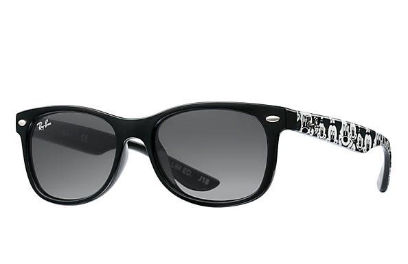 Ray-Ban 0RJ9052S-RJ9052S MICKEY MOUSE COLLECTION Black SUN
