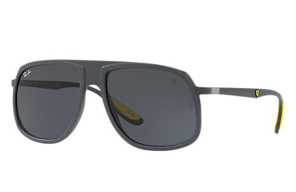 Ray-Ban 0RB4308M-SCUDERIA FERRARI US LIMITED EDITION Gris SUN