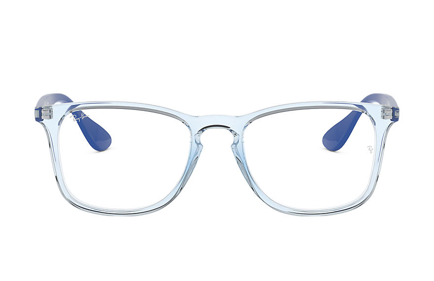 Ray-Ban  eyeglasses RX7074 MALE 002 rb7074 blue 8053672988062