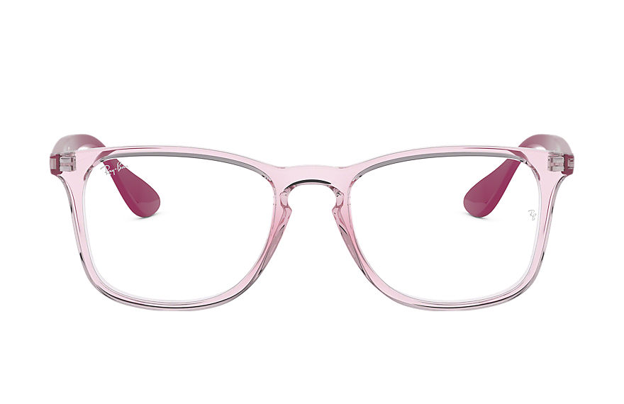 Ray-Ban  eyeglasses RX7074 MALE 001 rb7074 pink 8053672988109