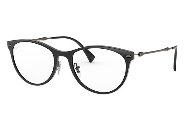 Ray-Ban 0RX7160-RB7160 Negro; Gunmetal OPTICAL