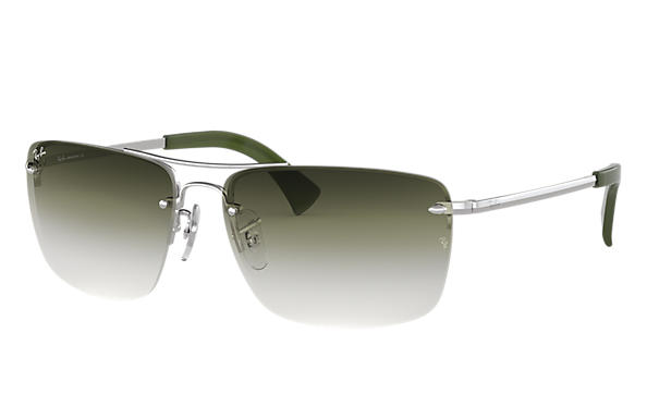 Ray-Ban 0RB3607-RB3607 Zilver SUN