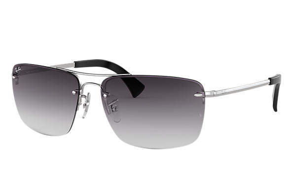 Ray-Ban 0RB3607-RB3607 Silver SUN