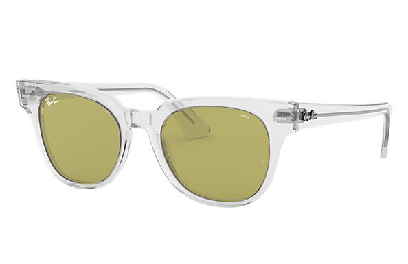 Ray-Ban 0RB2168-METEOR EVOLVE Transparent SUN