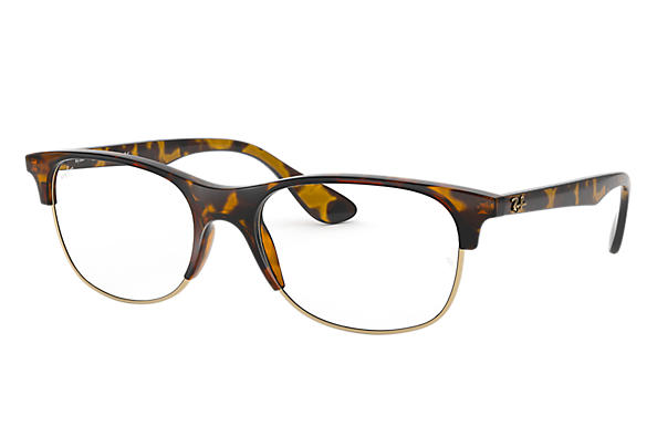 Ray-Ban 0RX4319V-RB4319V Tortoise OPTICAL